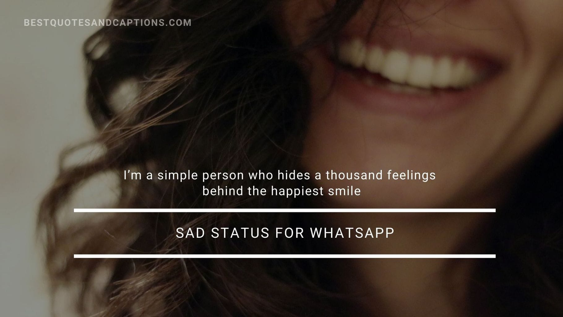Sad Status For Whatsapp 300 Of The Best Sad Status In English