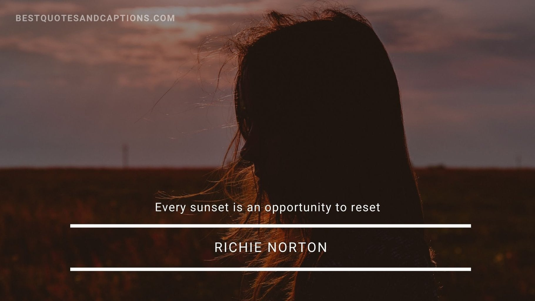 Sunset quotes about success