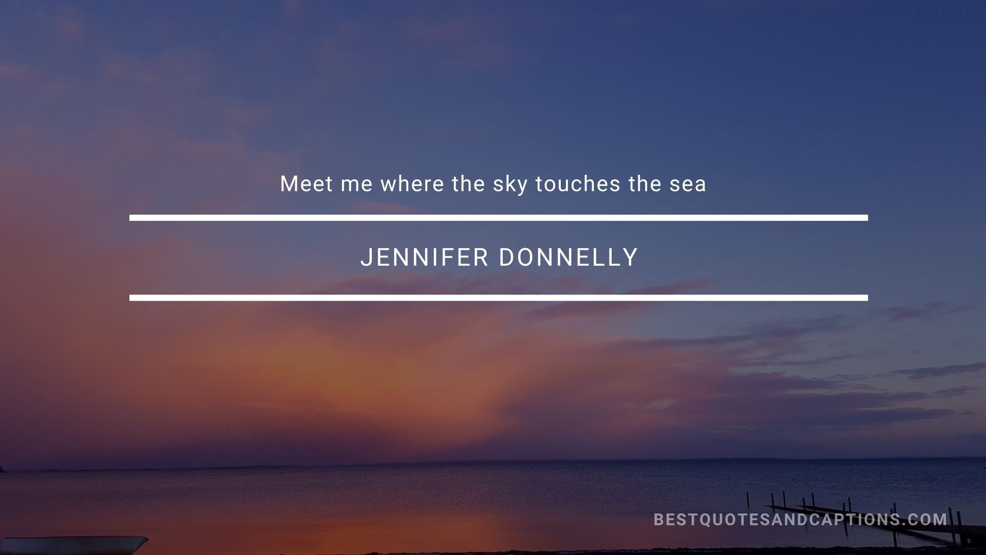 Sunset Quotes about beach