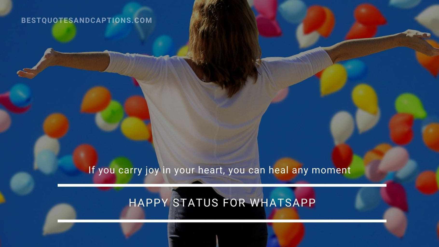 Happy Status for Whatsapp in English