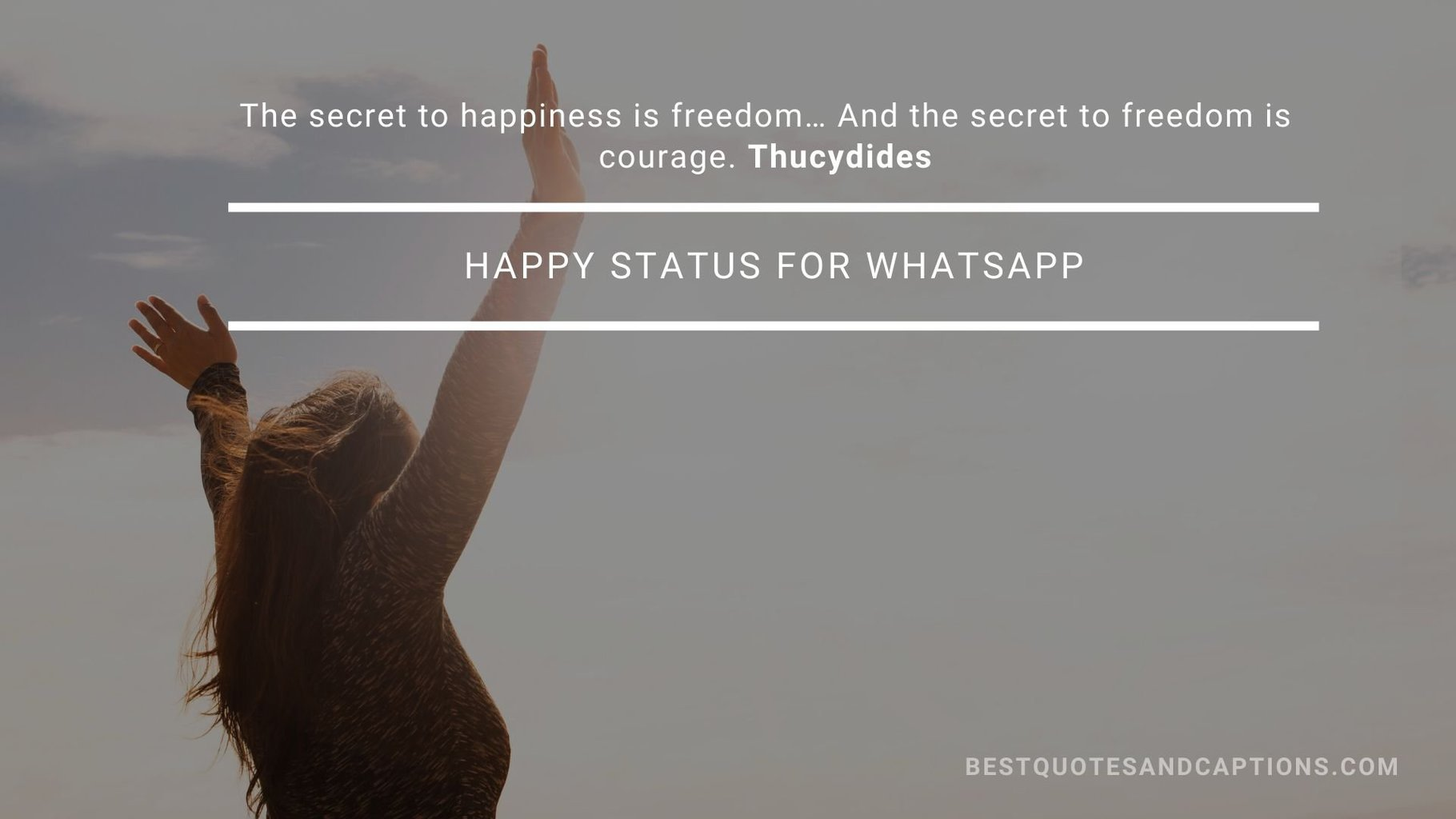Happy status for whatsapp