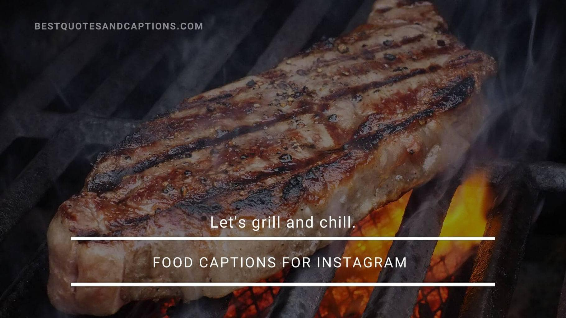 Barbecue captions for instagram