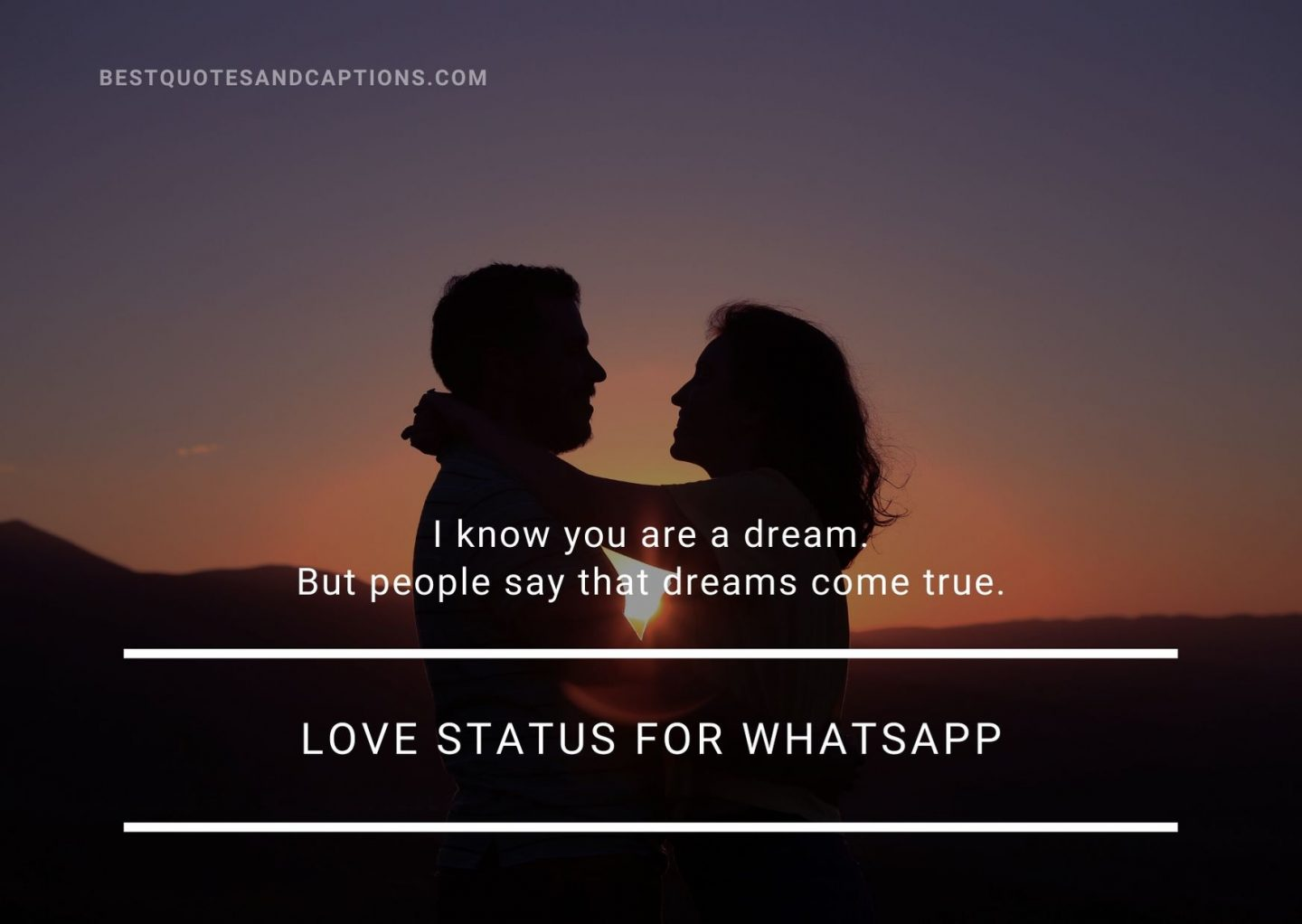 Love Status For Whatsapp 350 Of The Best Love Status In English