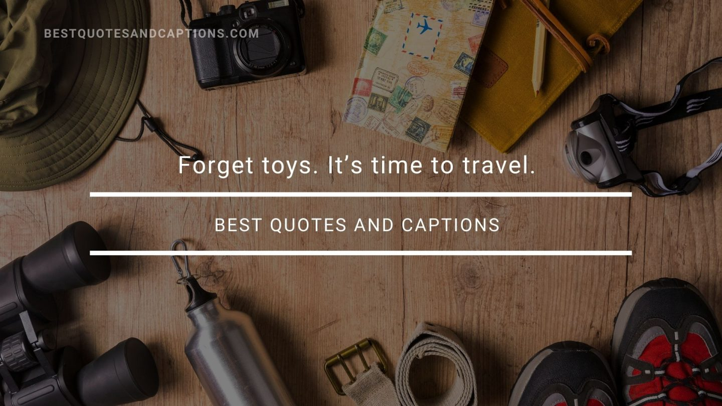 Quotes about a family trip