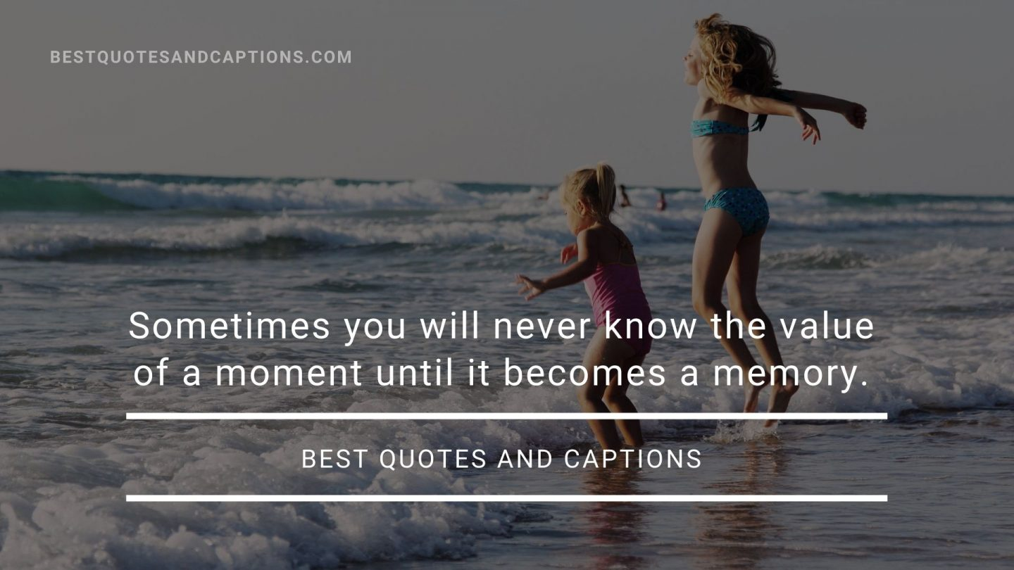 Family beach vacation quotes